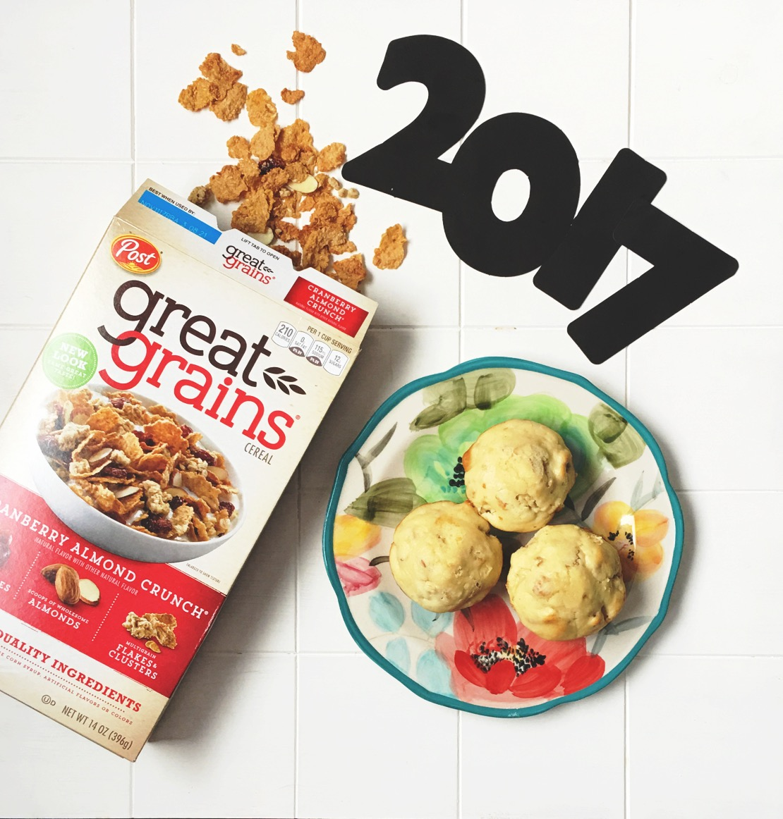 Start Your Day With Great Grains® Cereal